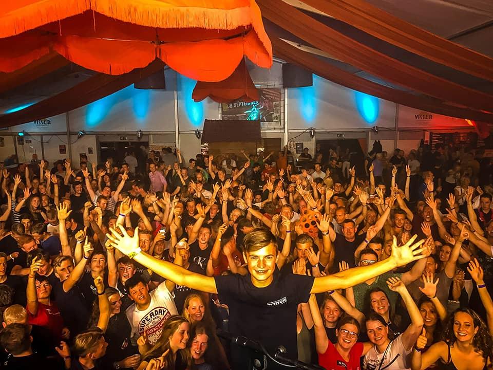 DJ TiTom party on